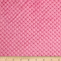 Shannon Minky Cloud Spa Cuddle Hot Pink