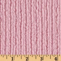 Shannon Minky Luxe Cuddle Chenille Blush