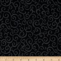 Marcus High Contrast Scroll Black