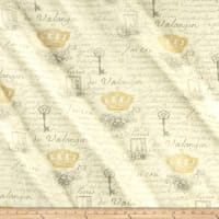 Waverly Paris Notebook Sheer Clay