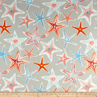 Waverly Sun N Shade Stars Collide Pewter Outdoor