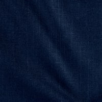 Waverly Circa Solid Indigo Linen