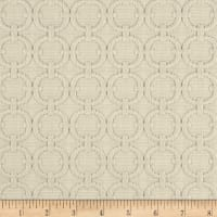 Waverly Full Circle Rope Matelasse Cream