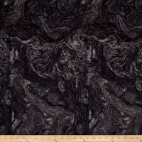 "118"" Wide Quilt Back  Marble Onyx"