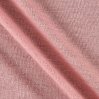 Polyester Jersey Knit Solid Pastel Pink