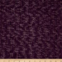 Lacey Sweater Knit Amethyst