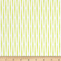Modern Mixers III Dotty Stripe Lime