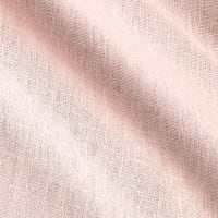 Kaufman Brussels Washer 6 oz. Linen Blend Petal Fabric
