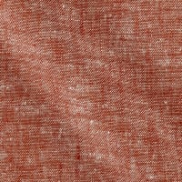 Kaufman Brussels Washer Yarn Dye 6 oz. Linen Blend Fabric Redrock