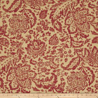 Magnolia Home Fashions Fairhaven Red