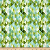 Moda Hazelwood Half Square Triangles Sprig