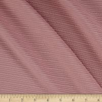 Telio High Low Pique Knit Dusty Pink