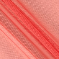 Telio Stretch Nylon Mesh Knit Coral