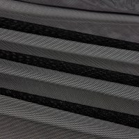 Telio Nylon Shaper Mesh Knit Black
