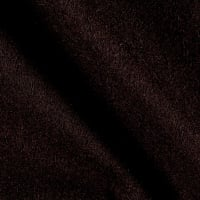 Telio Wool Blend Melton Dark Brown