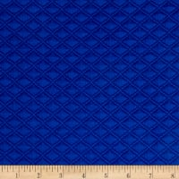 Telio Double Knit Quilt Patch Royal