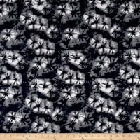 Liverpool Boho Floral Grey