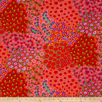 Kaffe Fassett Persian Garden Orange