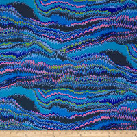 Kaffe Fassett End Papers Blue