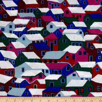 Brandon Mably Shanty Town Winter