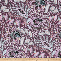 Isabelle Ornate Plum