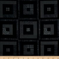 Peaceful Gathering Log Cabin Black