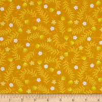 Bright Side Sprigs Golden Yellow