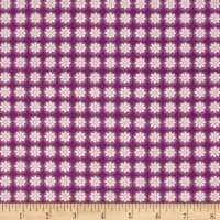 Michalina Small Floral Purple