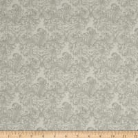 Giotto Damask Grey