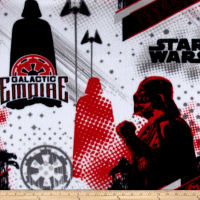 Rogue One: A Star Wars Story Fleece Vader's Empire Multi