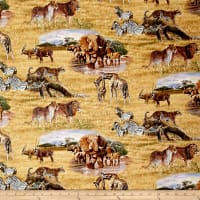 African Animals Scenic Multi