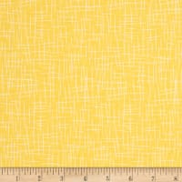 Riley Blake  Hash Tag Large Yellow