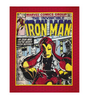 "Marvel Comics Invincible Iron Man Digital 35.5"" Panel Multi"