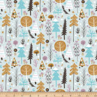 Snowfall Tundra Light Blue