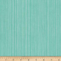 Meadow Stripe Turquoise