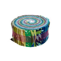 "Kanvas Dance of the Dragonfly 2.5"" Pinwheel Strips Metallic"