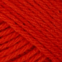 Red Heart Baby Hugs Medium Yarn, Orangie