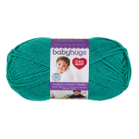 Red Heart Baby Hugs Medium Yarn, Aloe
