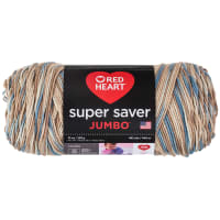 Red Heart Super Saver Jumbo Mirage