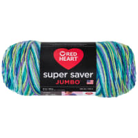 Red Heart Super Saver Jumbo Wildflower