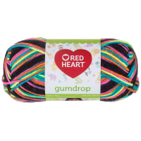 Red Heart Gumdrop Licorice