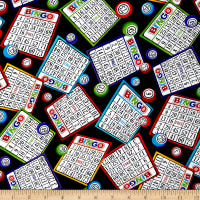 Timeless Treasures Bingo Cards Bingo