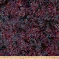 Malam Batiks Floral Bloom Granite