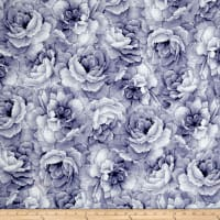 Belleflower Large Tonal Floral Lilac