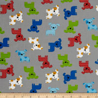Kaufman Urban Zoology Little Dogs Primary