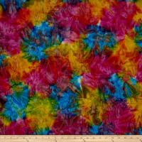 Kaufman Artisan Batiks Patina Handpaints Mottled Bright