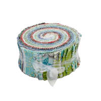 "Sewing Room 2.5"" Pinwheels Strips"