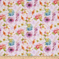Rainbow Seeds Florals Allover Purple