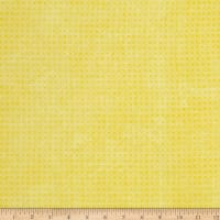"Essential Criss Cross 60"" Flannel Yellow"