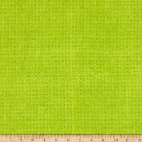"Essential Criss Cross 60"" Flannel Lime Green"